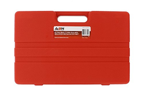 ABN Bearing Separator Set, 5-Ton Capacity – Bar-Type Bearing Splitter, Gear Puller, Fly Wheel Separator 12-Piece Kit by ABN (Image #4)
