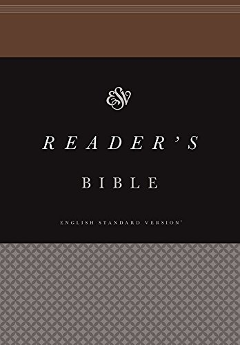 ESV Reader's Bible - Softcover Solos