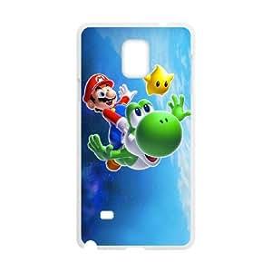 Super Mario Bros For Samsung Galaxy Note4 N9108 Csae protection phone Case FXU328111