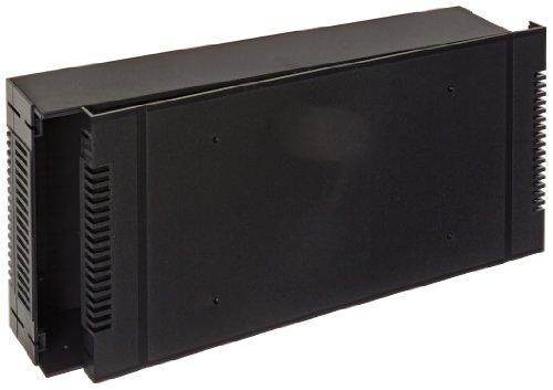 (BUD Industries PRM-14462 ABS Plastic Rackmount Box, 16-11/16