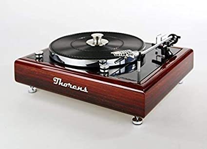 Amazon com: Restored & Modified Thorens TD 150 MKII Turntable in