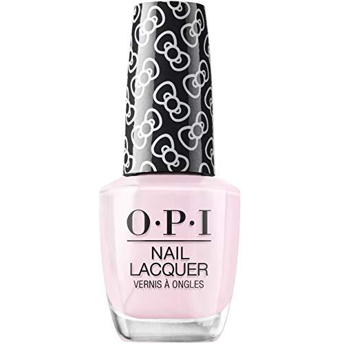 OPI Hello Kitty Nail Polish Collection, Nail Lacquer, Let's Be Friends!, 0.5 Fl Oz (Opi Gel Nail Polish)