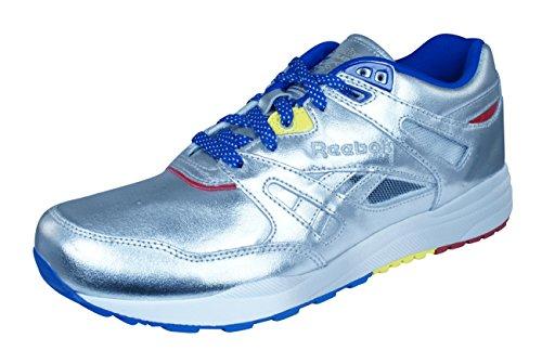 Reebok Classic Ventilator Affiliates Mens Trainers/Shoes - Black and Camo Silver