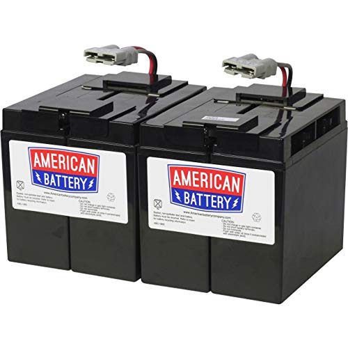 Abc Ups Replacement Battery - Replacement Battery - Compatible with APC RBC55