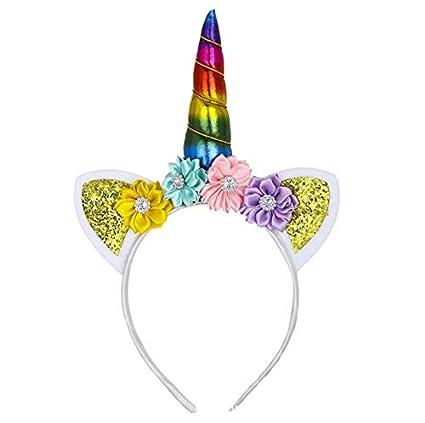 Amazon.com: Party Hats Sn2164 - Diadema de dibujos animados ...