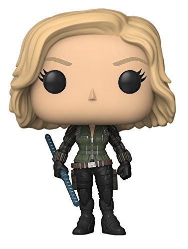 Funko Pop Marvel: Avengers Infinity War-Black Widow Collecti