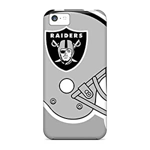 Oakland Raiders Back For Iphone 5c Unique iphone Forever Collectibles covers Runing's case