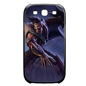 Draven-001 League of Legends LoL case cover HTC One M7 Plastic Black
