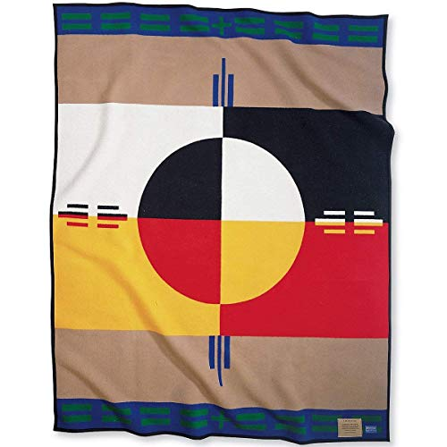 Pendleton Wool Blanket, Elders/Circle of Life, One Size