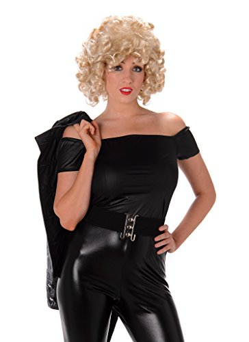 Women's High School Sweetie Costume - Halloween (S) (Grease Female Characters)