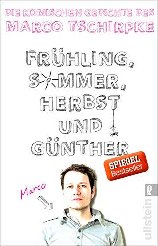 Frühling Sommer Herbst Und Günther Die Komischen Gedichte