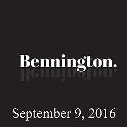 Bennington, September 09, 2016