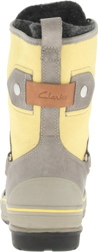 Clarks Muckers Squall-Boot Grey/Yellow