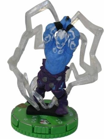 HeroClix: Mighty Thorr # 50 (Super Rare) - The Incredible (Heroclix Hulk)