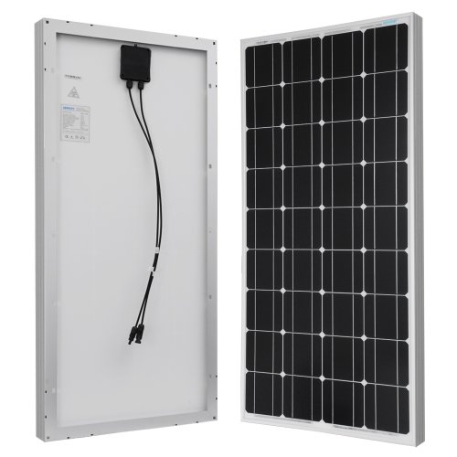 RENOGY-100-Watt-100w-Monocrystalline-Photovoltaic-PV-Solar-Panel-Module-12V-Battery-Charging