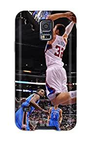 Megan S Deitz's Shop Best 2442883K121583189 los angeles clippers basketball nba (9) NBA Sports & Colleges colorful Samsung Galaxy S5 cases