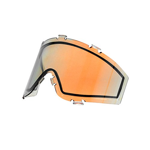 JT Spectra Thermal Paintball Goggle Lens - Lava Prism