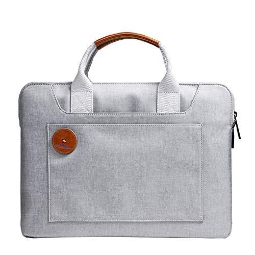- Expandable Large Hybrid Shoulder Bag Men's Twill Waterproof Nylon Retro Work Bag 14