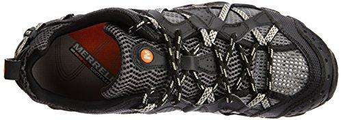 Merrell Waterpro Maipo J80053 - Zapatillas de deporte para hombre, color negro, talla 47 Black
