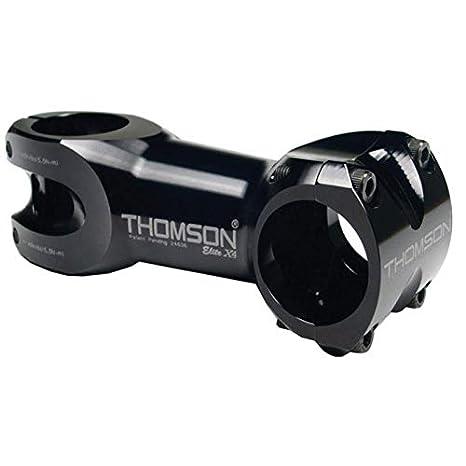 31.8x120mm Thomson Elite X4 Black Stem 0 deg.