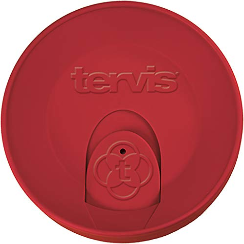 Tervis 1028405 Travel Lid, 24 oz, Red Boston Red Sox Plastic Tumbler