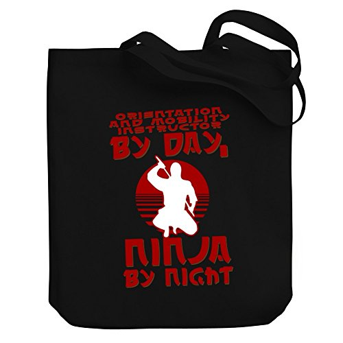 And Tote Day Night Bag Ninja By Mobility Canvas Orientation Instructor By gBdPgq