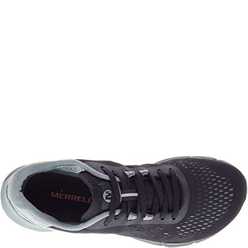 2 E Merrell mesh Deportivas Para Black Zapatillas Bare black Interior Negro Flex Mujer Access Iqpwtrp