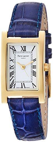PIERRE LANNIER watch rectangle watch P475A510 C65 Ladies