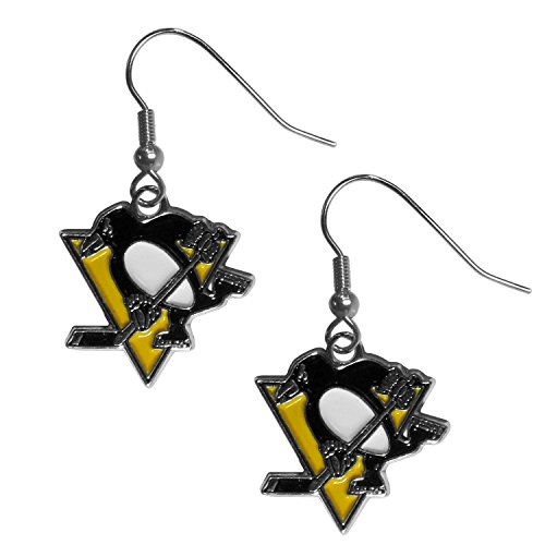 NHL Pittsburgh Penguins Dangle Earrings