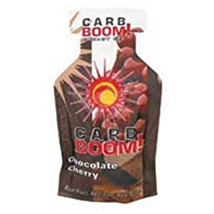 carb BOOM Energy Gel Caddie of 24 Packets - Banana Peach