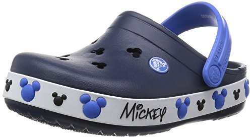 37cac98ea560 Galleon - Crocs Crocband Mickey IV K Clog (Toddler Little Kid)