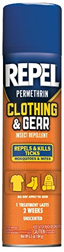 Repel Permethrin Clothing Repellent 6 5 Ounce
