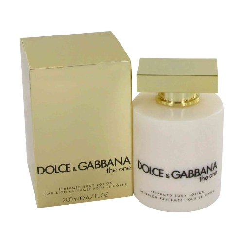 (The One By Dolce & Gabbana For Women Body Lotion 6.7 oz)
