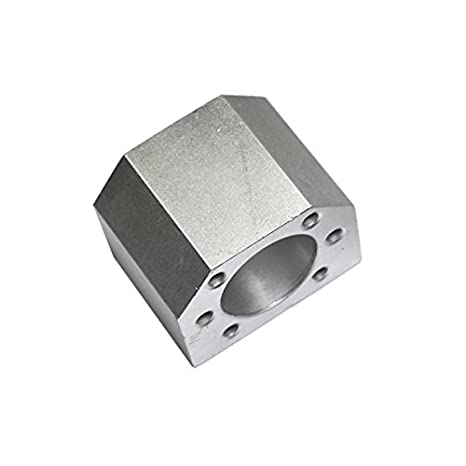 1 pcs DSG25H Ballscrew Nut Housing Seat Mount Bracket Holder For SFU2505 SFU2510