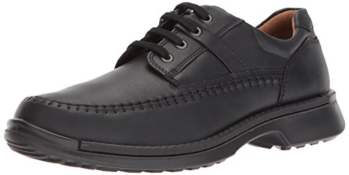 ECCO Men's Fusion Moc Oxford, Black, 44 EU/10-10.5 M US from ECCO