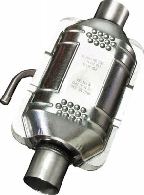 Eastern Manufacturing 70421 Catalytic Converter (Non-CARB - Corvette Chevrolet Catalytic Converter