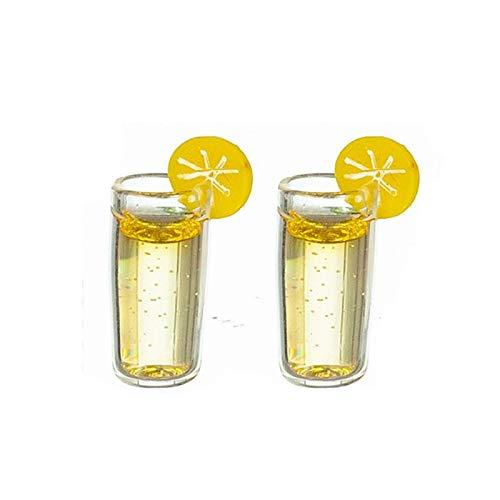 Dollhouse Miniature Lemonade (Miniature Lemonade)