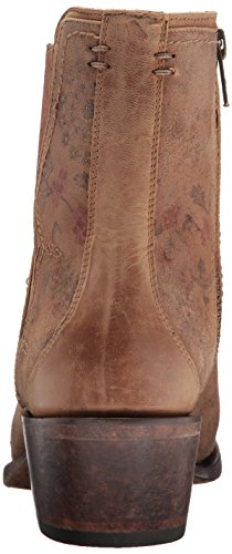 Bootmaker Printed WoMen Ankle Gia Boot Lucchese Natural ZBz6w6