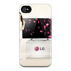 Hot Tpye Girls¡¯ Generation Lg 3d Tv Wallpaper 06 Cases Covers For Iphone 4/4s