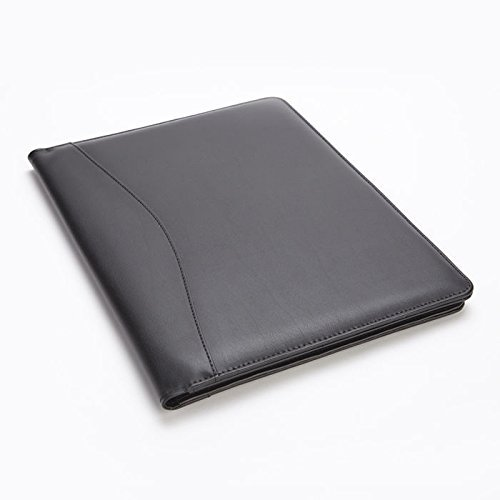 Royce Premium Bonded Leather Legal Size Pad Holder
