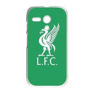 Motorola Moto G Phone Case for Liverpool Logo pattern design GLVPLG699644