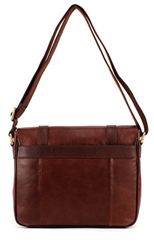 Bag Uni Estate EW City Cognac Fossil Leather qXdwEE