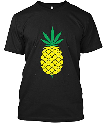 Teespring-Unisex-PINEAPPLE-double-meaning-T-Hanes-Tagless-T-Shirt