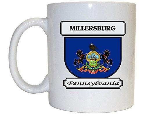 - Millersburg, Pennsylvania (PA) City Mug