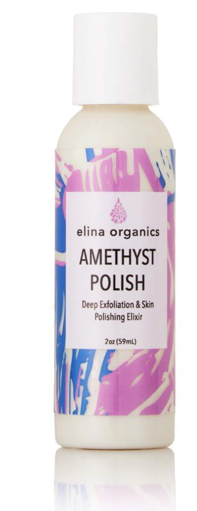 Elina Organics Amethyst Polish