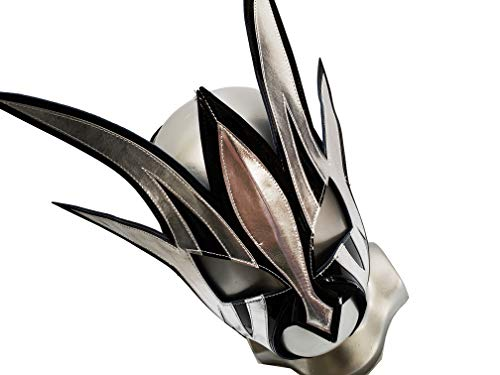 Rafale 666 Willow Wrestling MASK Luchador Costume Wrestler Lucha Libre Mexican -