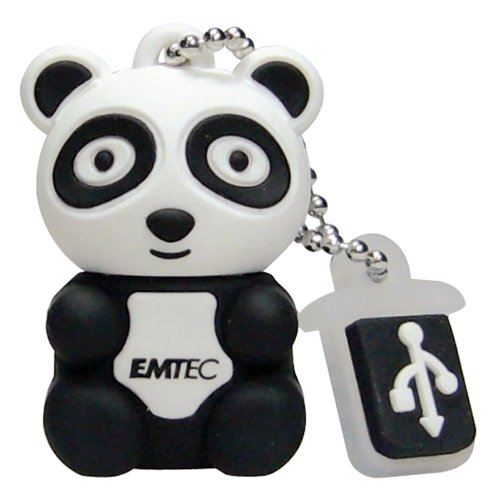 EMTEC Animal Series 4GB 2.0 Flash Drive