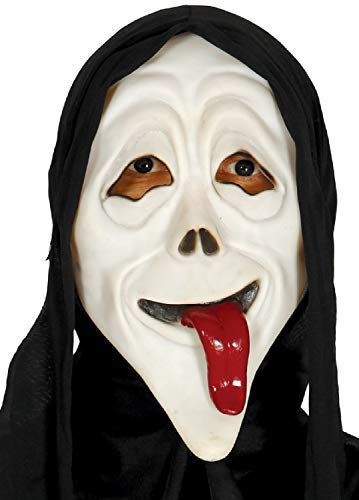 Mens Ladies Stoned Scary Killer Horror Film Halloween Fancy Dress Costume Accessory Mask