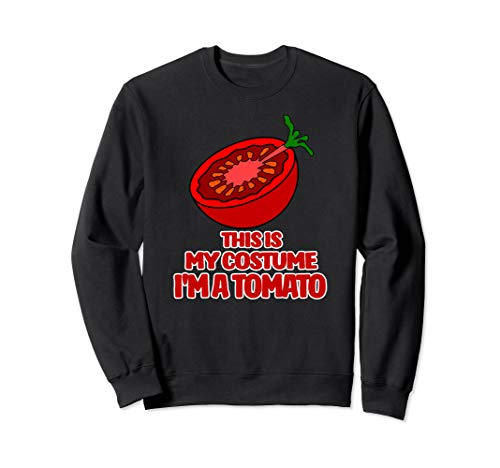 Tomato Halloween Costume Sweatshirt Group Ideas