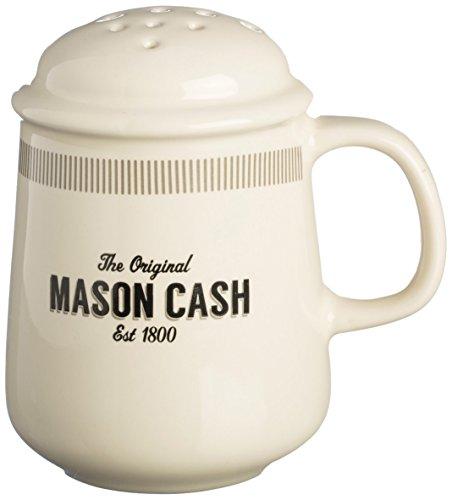 Mason Cash Baker Street Flour Shaker, 9 Ounces